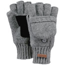 Barts Haakon Bumgloves grau (heather grey)