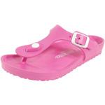 Birkenstock Gizeh EVA Kids neon pink