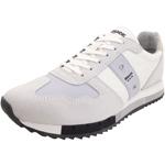 Blauer Melrose weiß/hellgrau (white)