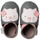 Bobux Grey Kitten grau/rosa
