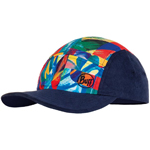 Buff 5 Panels Kids Cap dunkelblau (spiros multi)