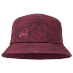 Buff Buff Hat Trek Bucket Calyx Dark Red