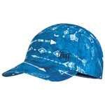 Buff Pack Kids Cap blau (archery blue)