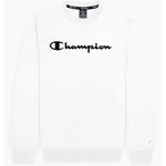 Champion Crewneck Sweatshirt Weiß (WHT)