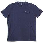 Champion Crewneck T-Shirt Mn navy (nny)
