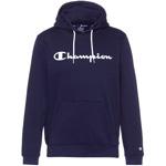 Champion Hooded Sweatshirt Mn navy (nny)