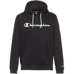 Champion Hooded Sweatshirt Mn Schwarz (NBK)