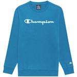 Champion Crewneck Sweatshirt Kids Malibu Blue (VAL)