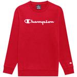Champion Crewneck Sweatshirt Kids Hot Red (HTR)
