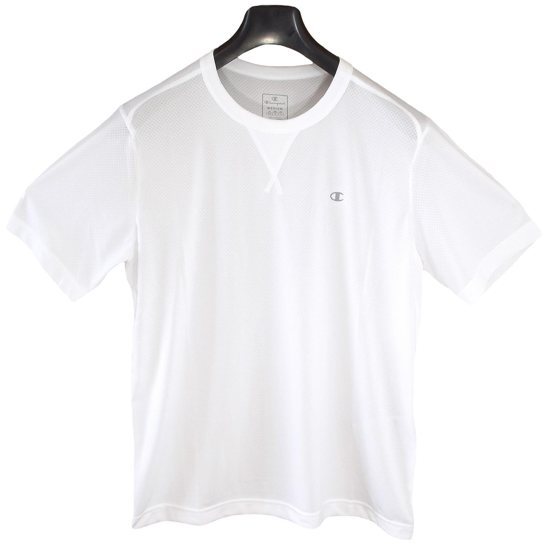 Champion Crew Neck Train Shirt weiß (white)