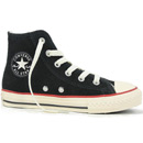 Converse All Star Shearling Hi Junior black/egret
