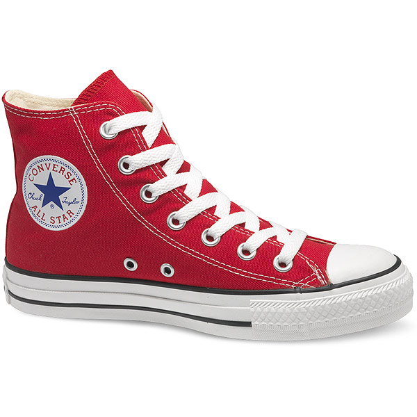 converse all star hi rot red flux online. Black Bedroom Furniture Sets. Home Design Ideas