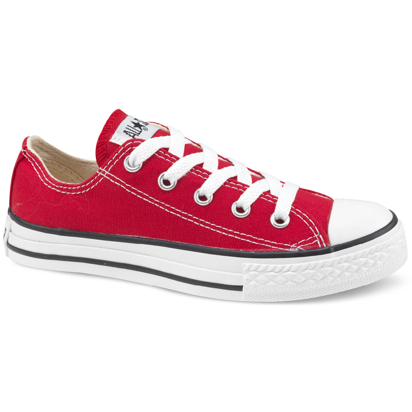 converse all star ox kids rot red flux online. Black Bedroom Furniture Sets. Home Design Ideas