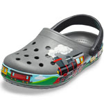 Crocs Fun Lab Train Band grau (slate grey)