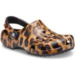 Crocs Classic Animal Print Braun/Leopard
