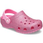 Crocs Classic Glitter Kids Pink Lemonade