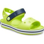 Crocs Crocband Sandal Kids Lime Punch