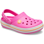 Crocs Crocband Kids pink/orange (electric pink/cantaloupe)