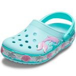 Crocs Fun Lab Mermaid Band türkis (ice blue)