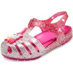 Crocs Isabella Charm pink ombre