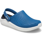 Crocs Literide Blau/Weiß (Vivid Blue/Almost White)
