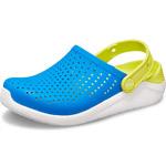 Crocs Literide Kids blau/gelb (bright cobalt/citrus)