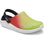 Crocs LiteRide Color Dip Lime Punch/Scarlet/Almost White