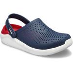 Crocs Literide dunkelblau/rot (navy/pepper)