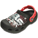 Crocs Star Wars Darth Vader schwarz (black)