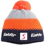 Eisbär Star Pompon SP Kids dunkelblau/orange/grau