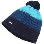 Eisbär Star Pompon dunkelblau/blau/türkis