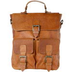 Ellamar Back Bag camel