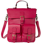 Ellamar Back Bag rot (red)