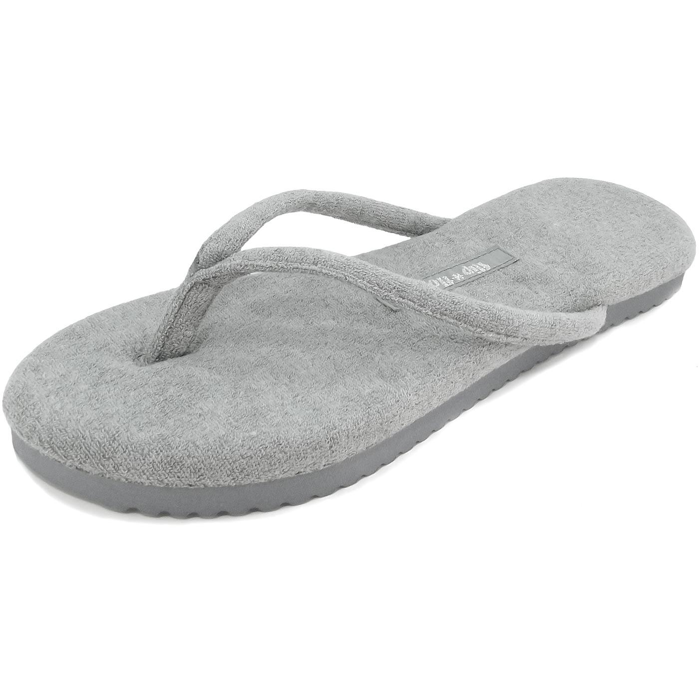 online retailer 282f6 bb030 flip*flop Slim Spa grau (whale) | Flux Online