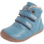 Froddo Lammfell Stiefelette hellblau (jeans)