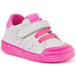 Froddo G213 Sport cremeweiß/pink (white/fuxia)