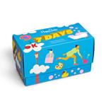 Happy Socks Seven Days Socks Gift Set 7-Pack Mehrfarbig
