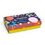 Happy Socks Happy Birthday Gift Set 3-Pack mehrfarbig