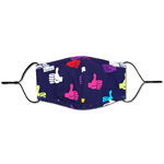 Happy Socks Thumbs Up Face Cover Mehrfarbig