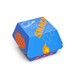 Happy Socks Junk Food Socks Gift Box 3-Pack mehrfarbig