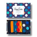 Happy Socks Classic Mix Gift Box 3-Pack mehrfarbig