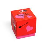Happy Socks I Love You Socks Gift Set 3-Pack Mehrfarbig