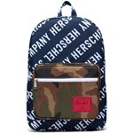 Herschel Pop Quiz roll call peacoat/woodland camo