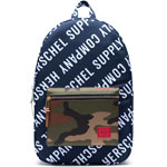 Herschel Settlement roll call peacoat/woodland camo