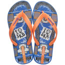 Ipanema Classic V SK8 Kids blauy/orange (blue/orange)