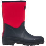 Tom Joule Jnr Neoprene Welly Rot/Dunkelblau (Redblock)
