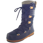 Moon Boot Monaco Felt denim blue