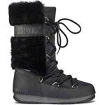 Moon Boot Monaco Fur WP Schwarz (Black)