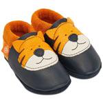 Orangenkinder Tiger Tom Dunkelblau/Orange