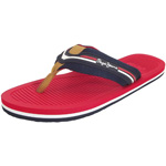 Pepe Jeans Off Beach Basic dunkelblau/rot (navy)